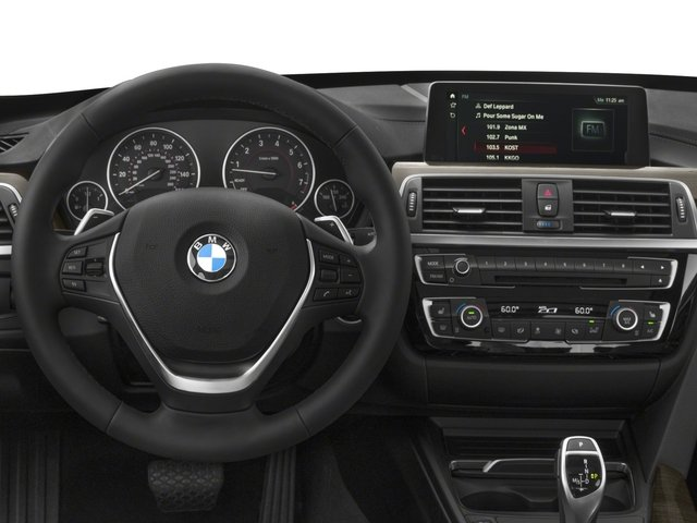 2018 BMW 3 Series Pictures 3 Series 340i xDrive Gran Turismo photos driver's dashboard