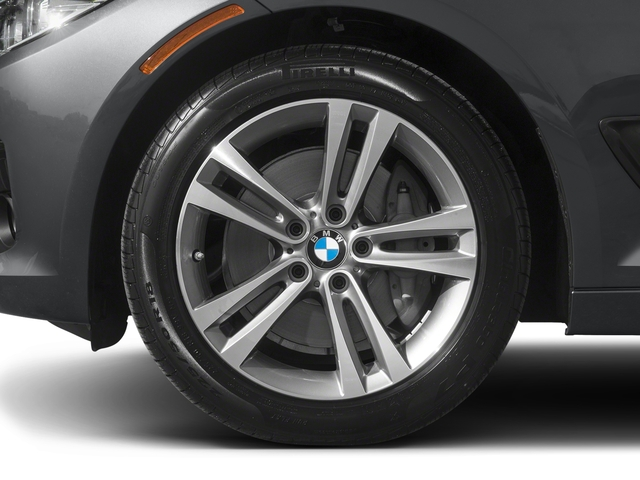 2018 BMW 3 Series Pictures 3 Series 340i xDrive Gran Turismo photos wheel