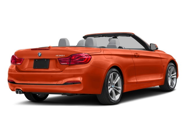 2018 Bmw 4 Series Base Price 430i Convertible Pricing Side Rear View