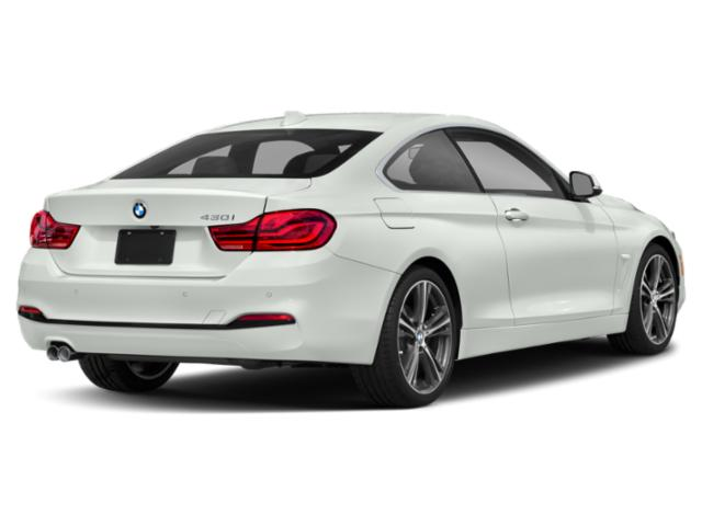 2018 BMW 4 Series Pictures 4 Series Coupe 2D 430i photos side rear view