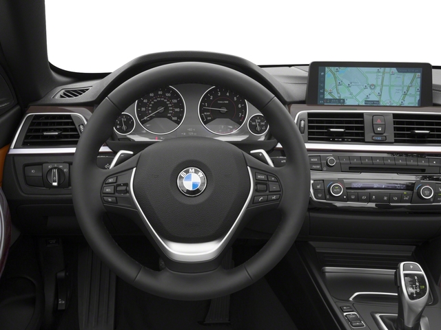 2018 BMW 4 Series Base Price 440i xDrive Convertible Pricing driver's dashboard