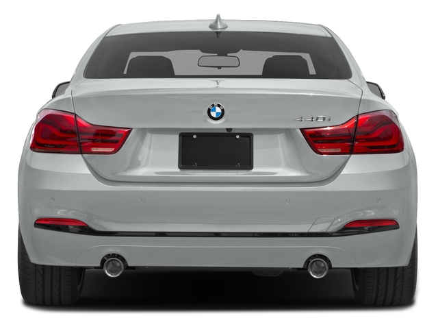 2018 BMW 4 Series Base Price 440i XDrive Coupe Pricing Rear View