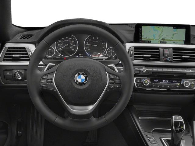 2018 BMW 4 Series Prices and Values Coupe 2D 440i driver's dashboard