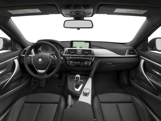2018 BMW 4 Series Prices and Values Coupe 2D 440i full dashboard