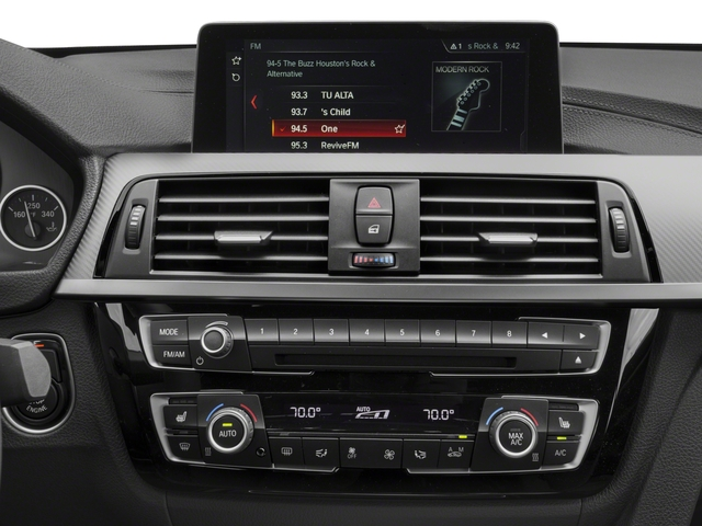 2018 BMW 4 Series Prices and Values Coupe 2D 440i stereo system