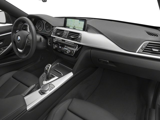 2018 BMW 4 Series Prices and Values Coupe 2D 440i passenger's dashboard