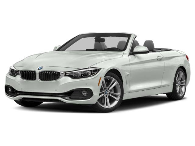 2018 BMW 4 Series Base Price 440i xDrive Convertible Pricing