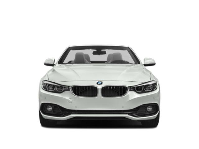 2018 BMW 4 Series Base Price 440i xDrive Convertible Pricing front view