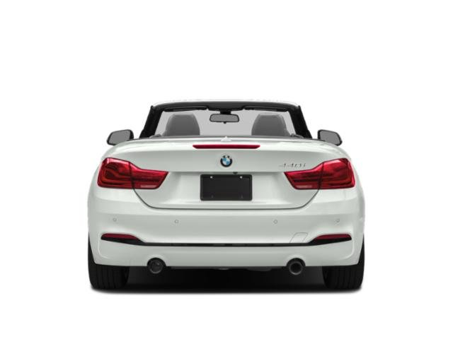 2018 BMW 4 Series Base Price 440i xDrive Convertible Pricing rear view
