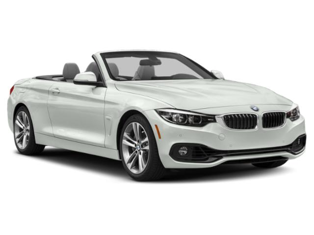 2018 BMW 4 Series Base Price 440i xDrive Convertible Pricing side front view