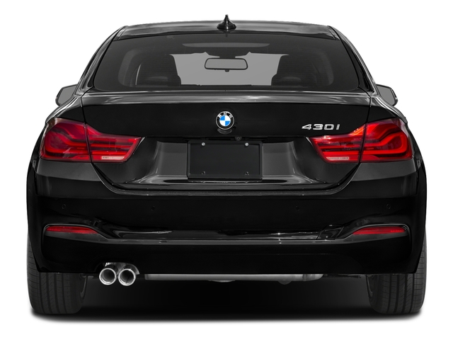 2018 BMW 4 Series Base Price 430i Gran Coupe Pricing Rear View