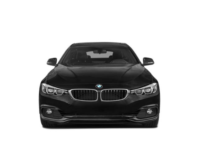 2018 BMW 4 Series Pictures 4 Series Sedan 4D 430xi AWD photos front view
