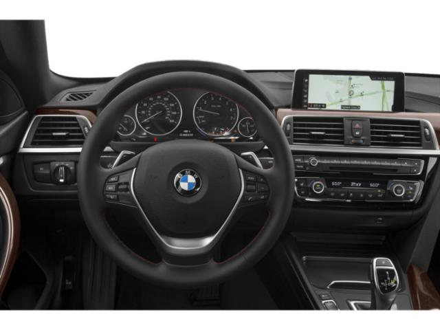 2018 BMW 4 Series Pictures 4 Series Sedan 4D 430xi AWD photos driver's dashboard