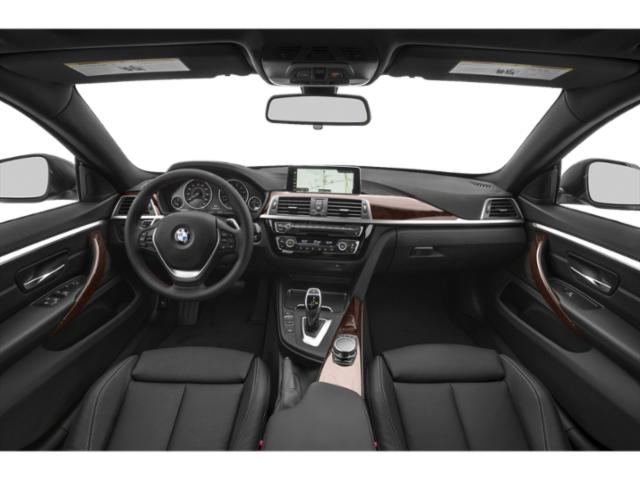 2018 BMW 4 Series Pictures 4 Series Sedan 4D 430xi AWD photos full dashboard