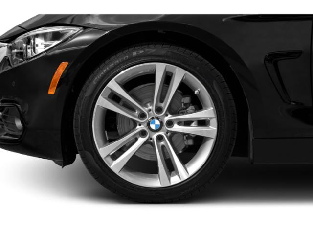 2018 BMW 4 Series Pictures 4 Series Sedan 4D 430xi AWD photos wheel