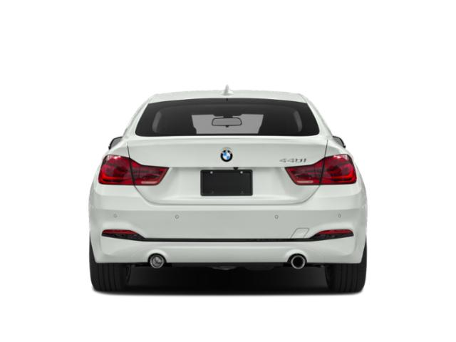 2018 BMW 4 Series Prices and Values Sedan 4D 440xi AWD rear view