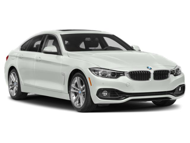 2018 BMW 4 Series Prices and Values Sedan 4D 440xi AWD side front view