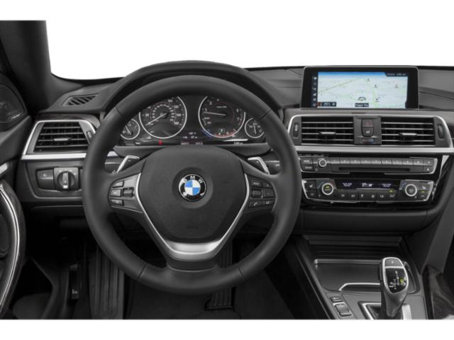 2018 BMW 4 Series Prices and Values Sedan 4D 440xi AWD driver's dashboard