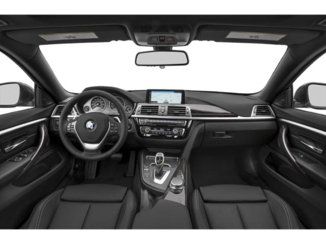 2018 BMW 4 Series Prices and Values Sedan 4D 440xi AWD full dashboard