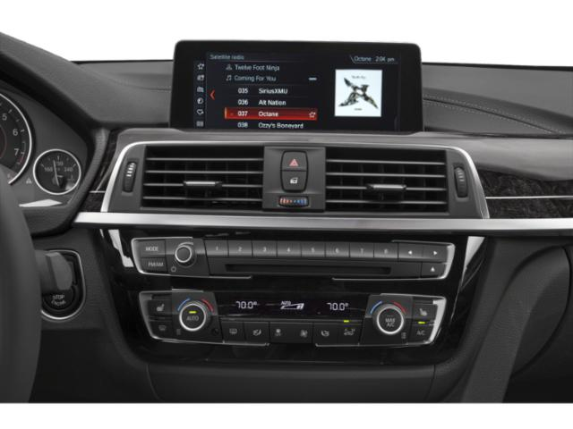 2018 BMW 4 Series Prices and Values Sedan 4D 440xi AWD stereo system