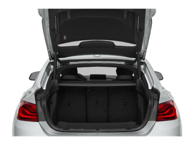 2018 BMW 4 Series Prices and Values Sedan 4D 440xi AWD open trunk