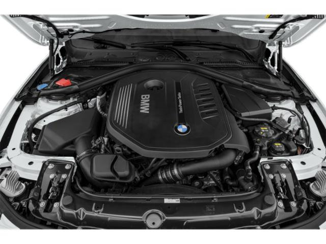 2018 BMW 4 Series Prices and Values Sedan 4D 440xi AWD engine