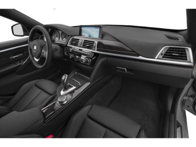 2018 BMW 4 Series Prices and Values Sedan 4D 440xi AWD passenger's dashboard