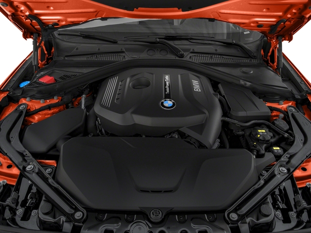 2018 BMW 2 Series Pictures 2 Series Convertible 2D 230xi AWD photos engine