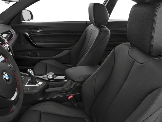 2018 BMW 2 Series Base Price 230i xDrive Coupe Pricing front seat interior