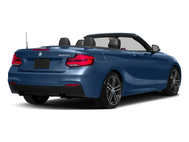 2018 Bmw 2 Series Base Price M240i Convertible Pricing Side Rear View