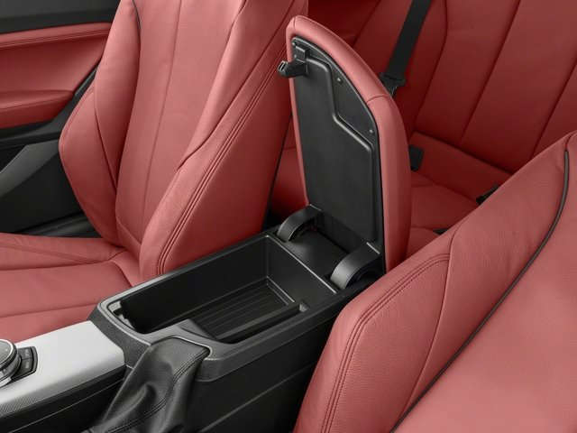 2018 BMW 2 Series Base Price M240i Coupe Pricing center storage console