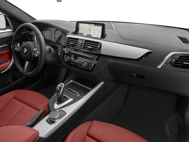 2018 BMW 2 Series Base Price M240i Coupe Pricing passenger's dashboard