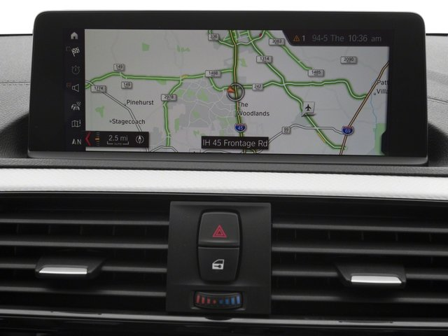 2018 BMW 2 Series Base Price M240i Coupe Pricing navigation system