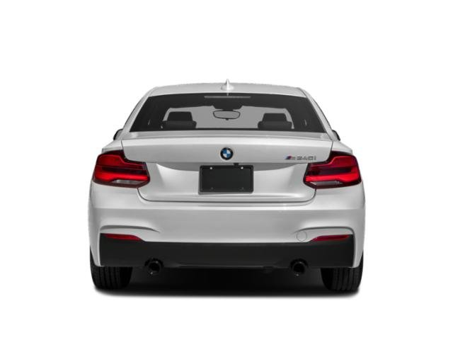 2018 BMW 2 Series Base Price M240i Coupe Pricing rear view