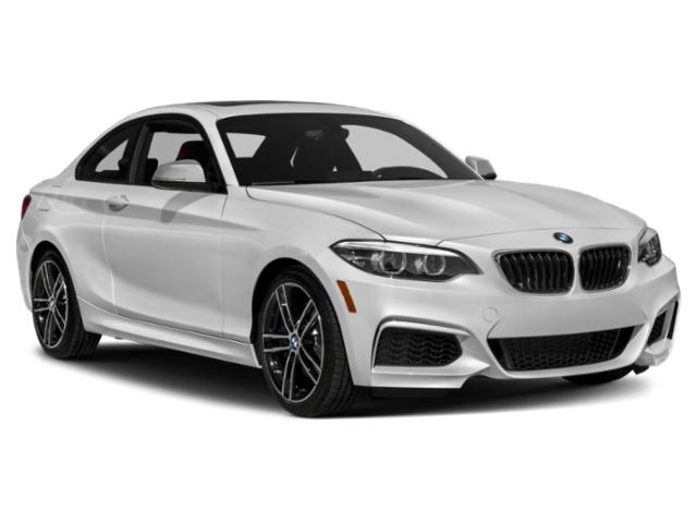 2018 BMW 2 Series Base Price M240i Coupe Pricing side front view