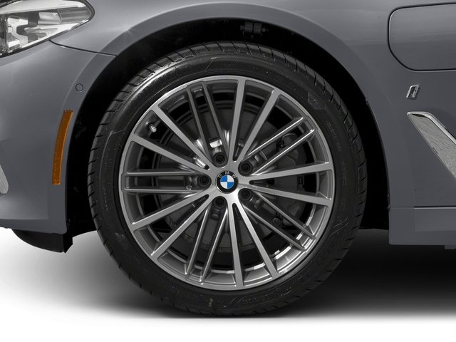 2018 BMW 5 Series Prices and Values Sedan 4D 530xe AWD wheel