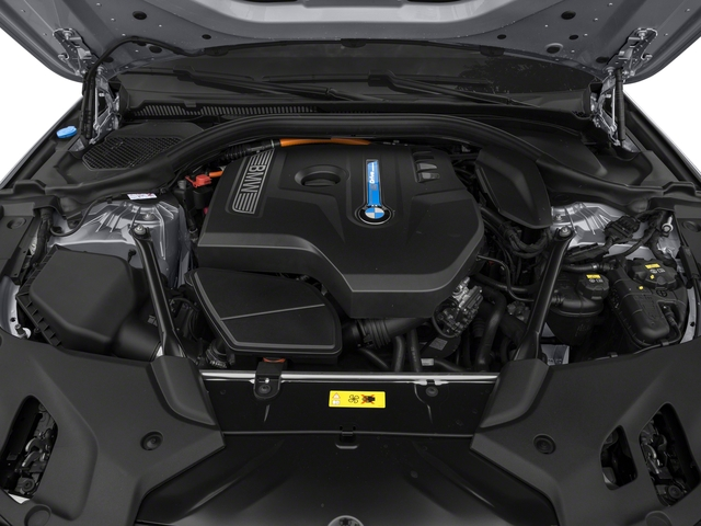 2018 BMW 5 Series Prices and Values Sedan 4D 530xe AWD engine