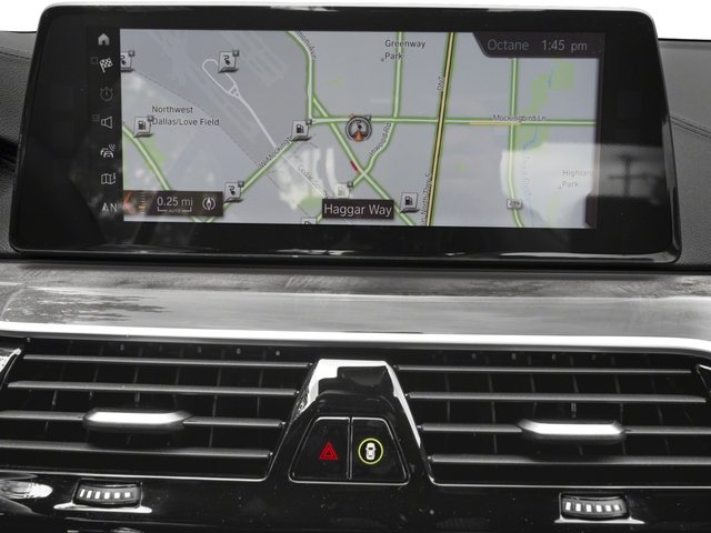 2018 BMW 5 Series Prices and Values Sedan 4D 530xe AWD navigation system