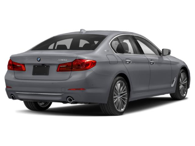 2018 BMW 5 Series Prices and Values Sedan 4D 530xe AWD side rear view
