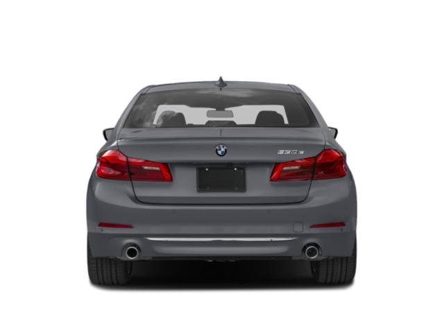 2018 BMW 5 Series Prices and Values Sedan 4D 530xe AWD rear view