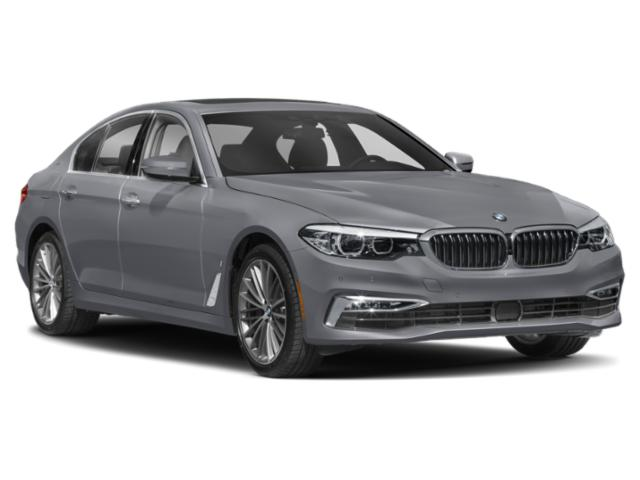 2018 BMW 5 Series Prices and Values Sedan 4D 530xe AWD side front view