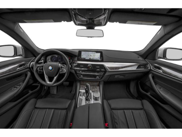 2018 BMW 5 Series Prices and Values Sedan 4D 530xe AWD full dashboard