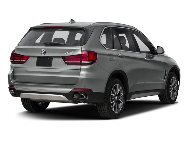 2018 BMW X5 Base Price xDrive35d Sports Activity Vehicle Pricing side rear view