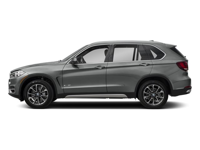 2018 BMW X5 Base Price xDrive35d Sports Activity Vehicle Pricing side view