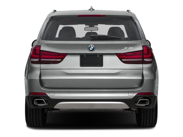 2018 BMW X5 Base Price xDrive35d Sports Activity Vehicle Pricing rear view