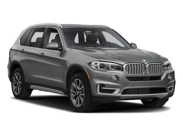 2018 BMW X5 Base Price xDrive35d Sports Activity Vehicle Pricing side front view