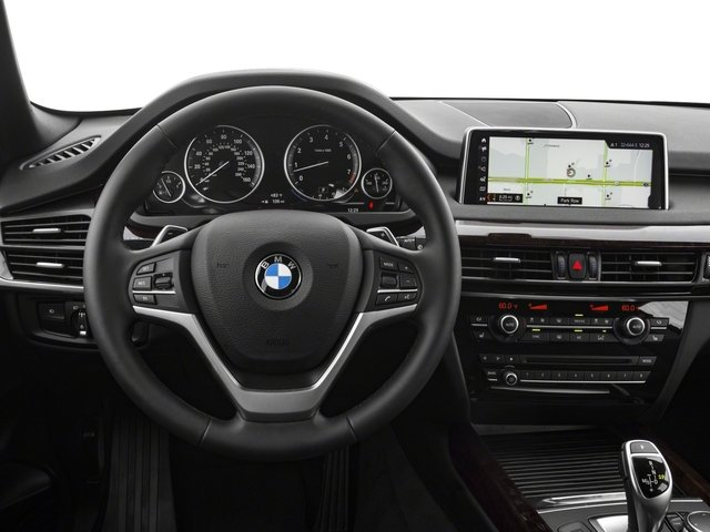 2018 BMW X5 Base Price xDrive35d Sports Activity Vehicle Pricing driver's dashboard
