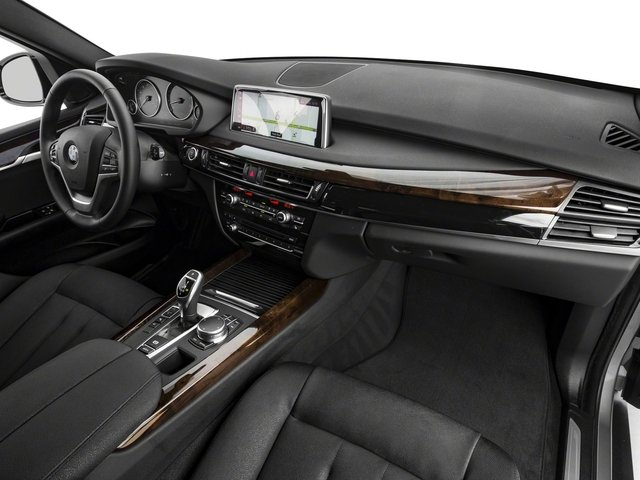 2018 BMW X5 Base Price xDrive35d Sports Activity Vehicle Pricing passenger's dashboard