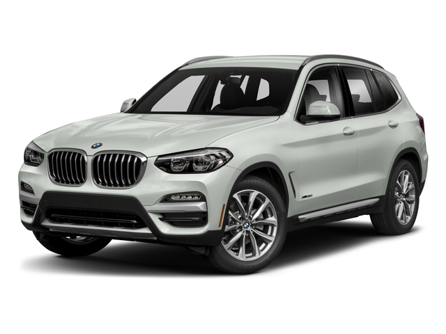 2018 BMW X3 Pictures M40i Sports Activity Vehicle Photos Side Front View