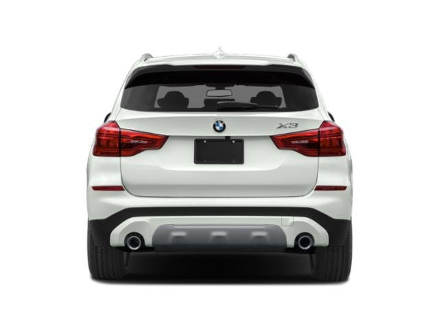 2018 BMW X3 Prices and Values Utility 4D M40i AWD rear view